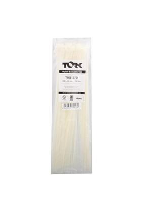Tork Beyaz Kablo Bağı 3.6-368 100Lü Paket