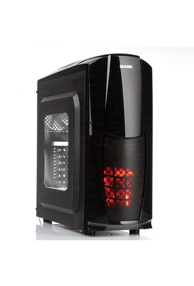 Dark Evo G301 Intel Core i3 6100 4GB 1TB GT740 Freedos Masaüstü Bilgisayar DK-PC-G301