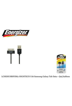 Energizer Lchehusbsysm2 Hıghtech Usb Samsung Galaxy Tab Data + Şarj Kablosu