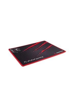 Addison Rampage 300268 400x320x4mm Kırmızı Dikişli Gaming Mouse Pad