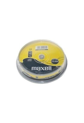 Maxell 12X 700MB 10'LU Cakebox CD-rw