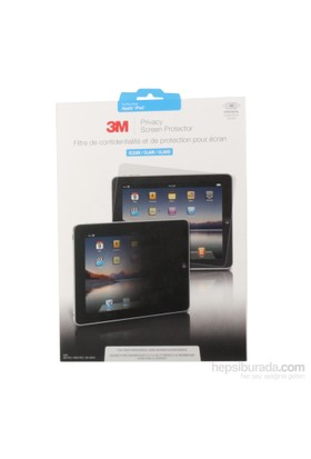 3M Ipad Gizlilik Ekran Filmi (Yatay Kullanım)