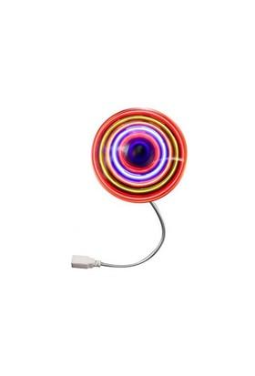 Led Işıklı Mini Usb Bağlantılı Fan