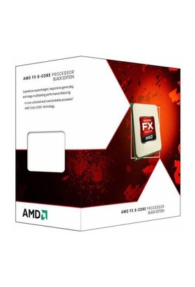 Amd FX-6300 3.5GHz Soket AM3+ İşlemci