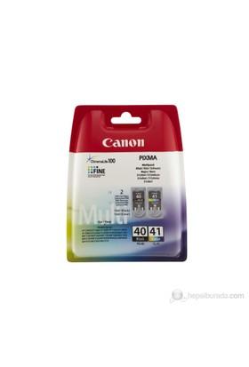 Canon PG-40/CL41 2''li Set Mürekkep Kartuş