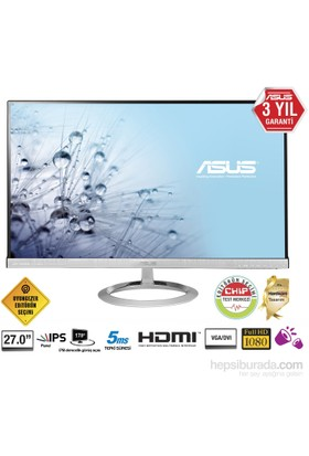 "Asus MX279H 27"" 5ms (Analog+HDMI) Full HD IPS LED Monitör"
