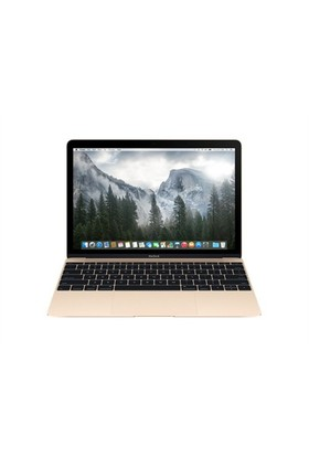 "Apple Macbook Retina Intel Core M 5Y31 8GB 256GB SSD 12"" Taşınabilir Bilgisayar MK4M2TU/A"