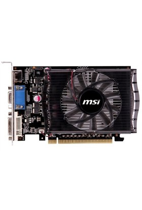 MSI NVIDIA GeForce GT 730 2GD3V2 2GB 128 bit DDR3 DX(12) PCI-E 3.0 Ekran Kartı (N730 2GD3V2)