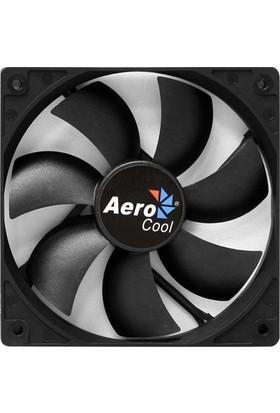 "Aerocool ""Dark Force"" 12cm Siyah Sessiz Kasa Fanı (AE-CFDF120BK)"