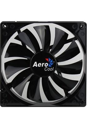 "Aerocool ""Dark Force"" 14cm Siyah Sessiz Kasa Fanı(AE-CFDF140BK)"