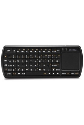 Everest IPKW250FTUK Usb 2.4Ghz Kablosuz Klavye