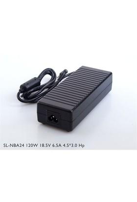 S-Link Sl-Nba24 120W 18.5V 6.5A 4.5*3.0 Hp Notebook Standart Adaptör