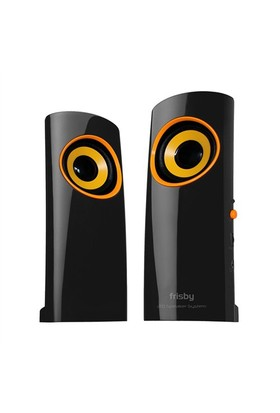 Frisby FS-2112U 2.0 CH USB Siyah Hoparlör