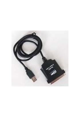 ECseven SUT-702 USB to Paralel Printer Converter Kablolar