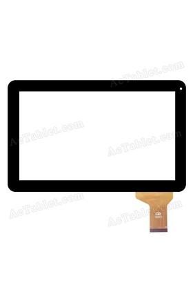 Ezcool X4 10.1 İnç Dokunmatik Ekran