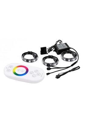 Deep Cool RGB360-LED Uzaktan Kumandalı 12V Led Işık 4Pin RGB Konnektör