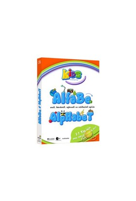 Eurosoft Kids Alfabe Sesli Eğitim Cd' si