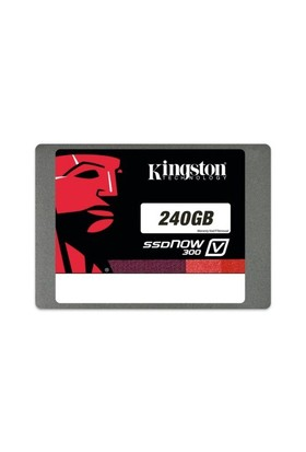 "Kingston SSDNow V300 240GB 450MB-450MB/s 2,5"" Sata 3 SSD - SV300S37A/240G"