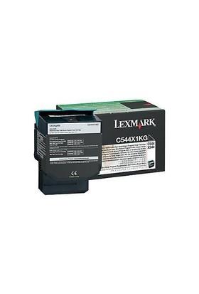 Lexmark C544x1kg Lexmark C544 6000 Syf. Extra Yüksek Verımlı Toner