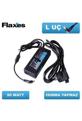 Flaxes Fna-Hp190 Flaxes Hp 19V 4.74A 90W Uçlar:7.4*5.0 Muadil Notebook Adaptör