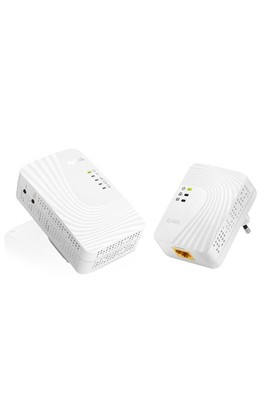 Zyxel PLA-4231+PLA-4201 Kit Kablosuz Powerline Ethernet Adaptörü