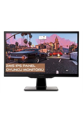 "Viewsonic VX2363SMHL 23"" 2ms (Analog+2xHDMI+MHL) Full HD IPS Led Monitör"