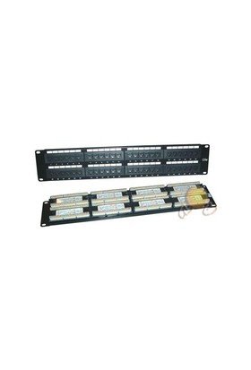 "Digitus DN-91548U CAT5 48 Port 19"" Patch Panel"