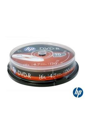 HP DVD-R 16X 10lu Spindle 4.7GB 120dk (DME00026-3)