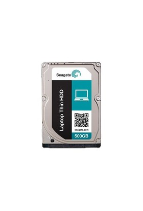 """Seagate Laptop Thin HDD 500GB 2.5"""" 7200RPM Sata 3.0 32Mb Notebook Disk (ST500LM021)"""