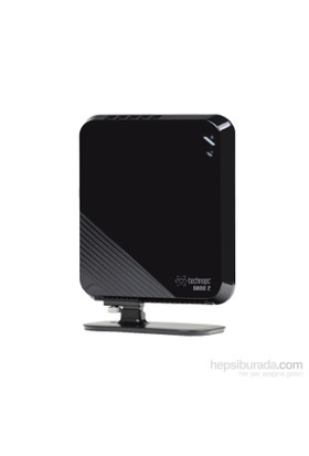 Technopc Nano2 Hd516-2507 Intel Dual Core 2Gb 500 Gb W7 Home Basic Mini Pc