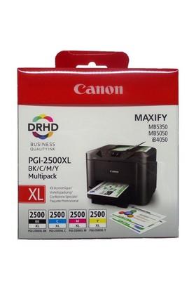 Canon PGI-2500XL BK/C/M/Y Mürekkep Kartuşu