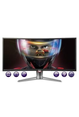 "BenQ XR3501 35"" 4ms 144Hz (2xHDMI+Display+mDisplay) GSync AMVA Curved Oyuncu Monitör"