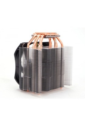 Zalman CNPS10X 120X25mm Fanlı PERFORMA+ CPU Soğutucu