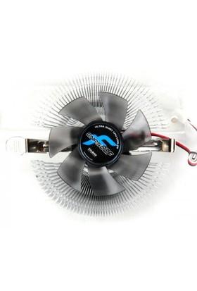 Zalman CNPS80F 775/1150/1151/1155/1156/ & AMD FM2 / FM2 + / 940/939/754 / AM2 + / AM2 / AM3 + / AM3 / FM1 Ultra Sessiz CPU Soğutucu