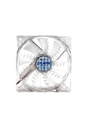 Zalman ZM-F1 LED(SF) 80mm Mavi Ledli Kasa Fanı