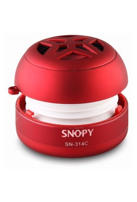 Snopy SN-314C Kırmızı Compact Mini Speaker (1154)