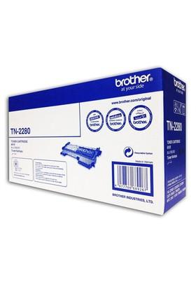 Brother TN-2280 2600 Sayfa Kapasiteli Siyah Toner
