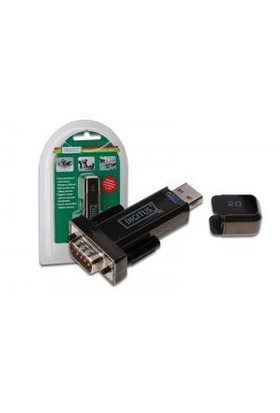 Digitus USB 2.0 - RS232 (Seri) Çevirici DA-70156