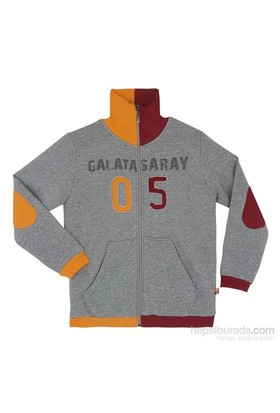 Gs C13318 Gs-Pm13204 Dik Yaka Galatasaray Sweat