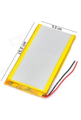Exper 8 Ve 9 İnç 3.7V 4000Mah Tablet Batarya