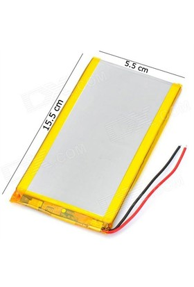 Goldmaster 9 İnç 3.7V 4000Mah Tablet Batarya