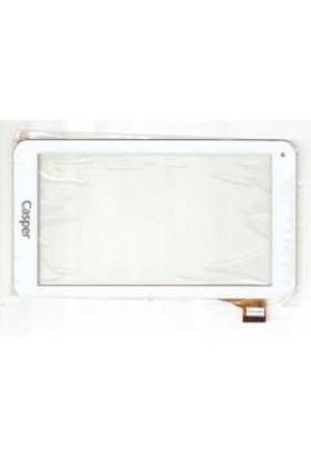Casper T17-M 7 İnç Dokunmatik Ekran Beyaz