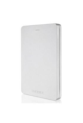 """Toshiba Canvio Alu 1TB 2.5"""" Gümüş Taşınabilir Disk (HDTH310ES3AA)"""