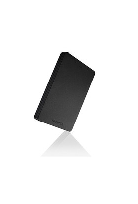 "Toshiba Canvio Alu 2TB 2.5"" Siyah Taşınabilir Disk (HDTH320EK3CA)"