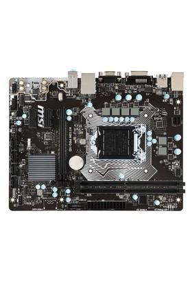 MSI H110M PRO-VD Intel H110 2133MHz DDR4 Soket 1151 mATX Anakart