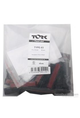 Tork 17-70 Pano Etiket Taşıyıcı 50Li Paket