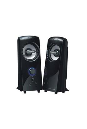 Snopy Sn-3300X 2.0 Siyah Speaker