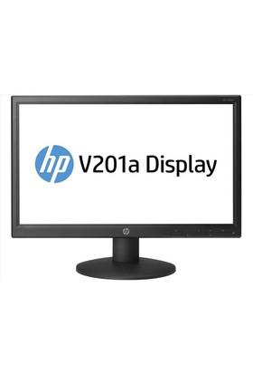 """HP V201a 19,5"""" 5ms (Analog) Led Monitör F8C55AA"""