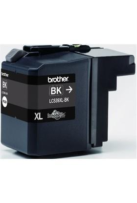 Brother LC539XLBK Siyah Mürekkep Kartuşu