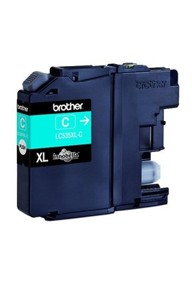 Brother LC535XLC Mavi Mürekkep Kartuşu